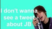 Превод ! Justin Bieber - Kiss N Tell - Джъстин Бийбър Kiss And Tell