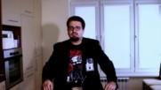 Интервю с уфолог!!! Interview with an ufologist!!!