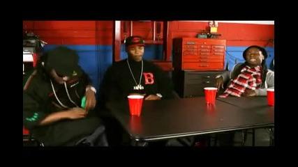 The Menace feat Lil Wayne Mitchy Slick - Blood Niggaz Hq