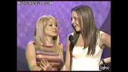 Amanda Bynes & Hilary Duff