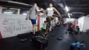 Мотивираща тренировка за цялото тяло - CrossCircle Motivation 2018 by bulgaria in fitness Vibes