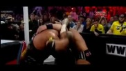 Cm Punk vs Ryback vs John Cena - Wwe Championship Match - Survivor Series 2012 - Full Match