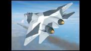 T - 50 Руският Стелт Убиец И Още Няколко Руски Убийци