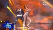Славин Славчев - X Factor Live (21.10.2014)