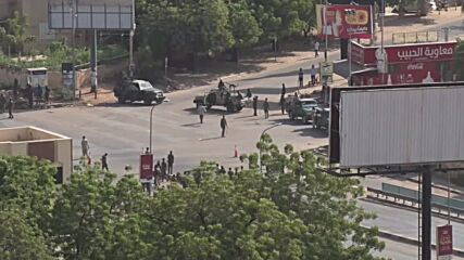 Sudan: Military beat residents with sticks following attempted coup in Khartoum