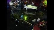 Music Idol 3 - Станимир Гъмов - Yоu Can Leave Your Hat On - Водещият на Хипнотизаторът успя да завла
