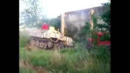 ДТ-75M Казахстан vs OT-810 част 2