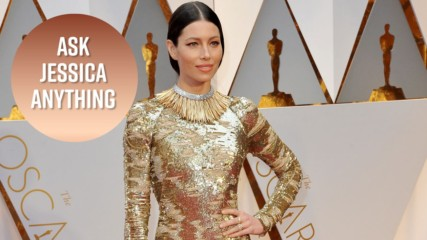 Jessica Biel's cutest answers from her Reddit AMA