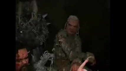 Lordi Interview On Fanatic Tv 2004