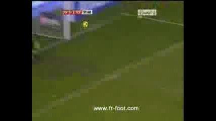 Deportivo 0 - 4 Barcelona Gol Messi 08 - 01 - 2011