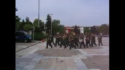 Военна Клетва В Плевен 05.05.2005г.