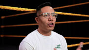 Jake Atlas on his first year in WWE, his cheerleading background and more