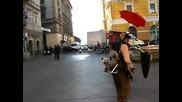 Уличен музикант