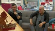 Спомените на Фънки и Коцето от казармата - Big Brother: Most Wanted