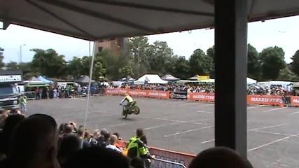 Sbf Finals Trick Stunt Riding London 2012