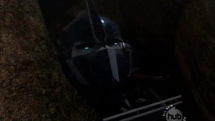 Transformers Prime season 1 final episode part 1