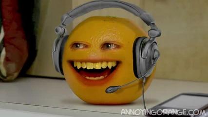Annoying Orange - Wazzup Blowup
