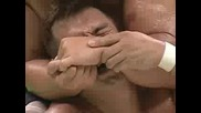 Kenta Kobashi vs. Jin Akiyama 07.10.2004 [ Pro Wrestling N. O. A. H. ]