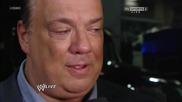 Пол Хеймън и Къртис Аксел Обясняват защо са нападнали Си Ем Пънк.. - Първична Сила 26/08/13