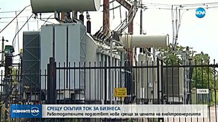 Велев: Не са изключени и протести заради индустриалния ток