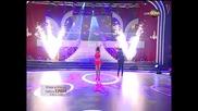 Dancing Stars - Нели и Наско джайв (18.03.2014г.)