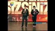 yникален танц! Турция търси талант - Bilal Avci & Ugur Karamese