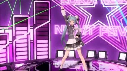 Hatsune Miku - Miku Miku Night Fever
