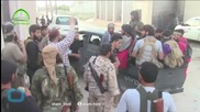 Rebels Attack Sprawling Army Base in Southern Syria