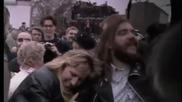 Моменти от падането на Берлинската стена