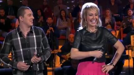 Lepa Brena i Amar Gile - Cudna jada od Mostara grada (narod pita - live)