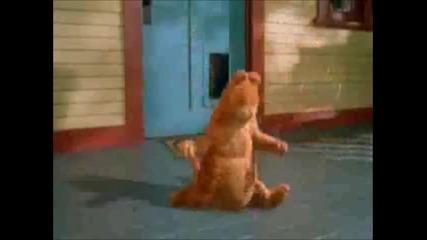 Гарфилд Танцува