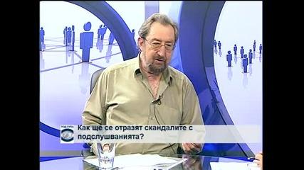 Юлий Павлов за социологическите прогнози за изборите