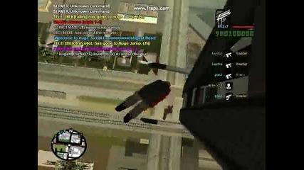 Gta San Andreas freeruning