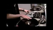 Dj Rafik - Dmc World Champion Routine on Traktor Scratch