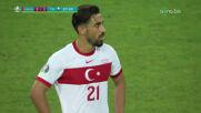 Шакири закова трети на Турция в Баку