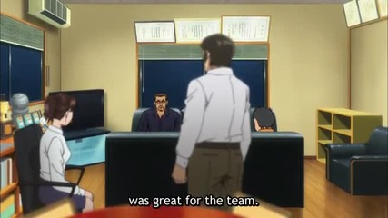 Ace of Diamond Season 2 Episode 8 [ Eng Sub ]