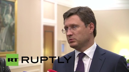 Russia: Turkish Stream construction could start by end of June, says Novak