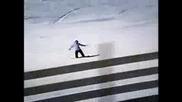 Ken Block - Rally vs Snowboard