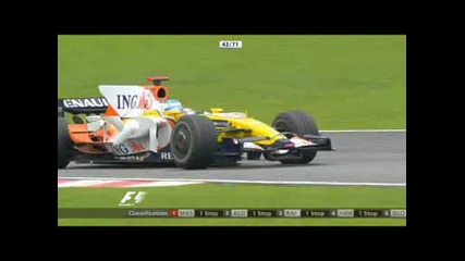 Great Moments With Fernando Alonso 2008 Ii.avi