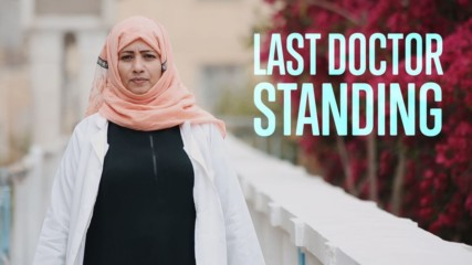 The last doctor in war-torn Yemen