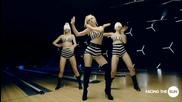 Официално видео | New! 100 кила feat. Лора Караджова - Цяла нощ | Hd
