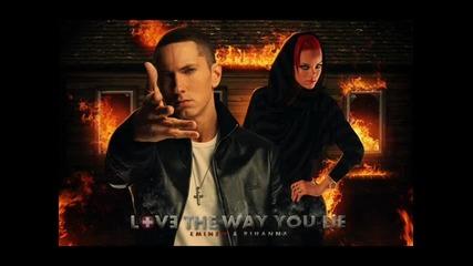Rihanna ft. Eminem - Love The Way You Lie - Part 2