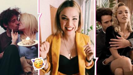 Любов по време на карантина: Рая Пеева навърши 30 г. у дома с любимия Явор Бахаров