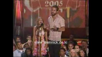 Emma Roberts - Teen Choice Awards 2005
