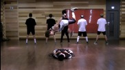 Bts - We Are Bulletproof Pt. 2 - choreography practice 260713