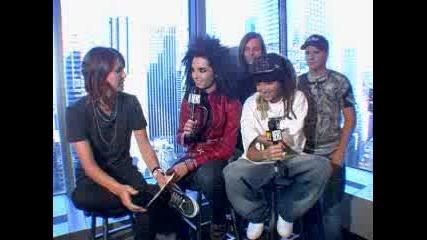 Tokio Hotel Interview - Kim Stolz 3