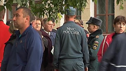 Russia: 'We are simply in shock' - Kerch residents after deadly college shooting