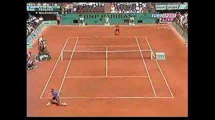 The best 10 prance of Federer