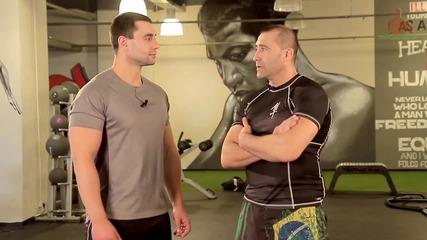 Супер Сериите С02 Еп21- Взривна тренировка с треньора на Долф Лундгрен - Слави Славов
