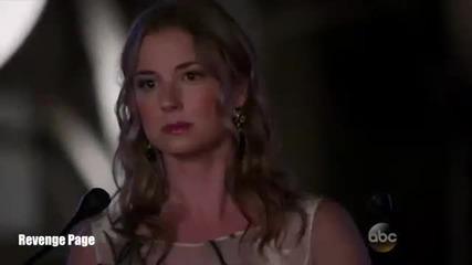 Емили признава пред всички, че е Аманда Кларк | Отмъщението - Сезон 4, Епизод 18